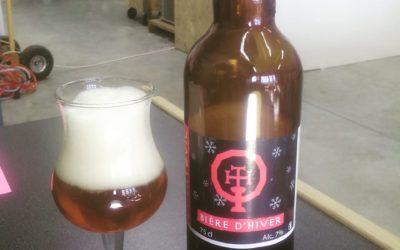 Brassage de la bière d'hiver 2016