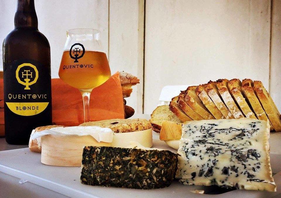 Week-end bières et fromages