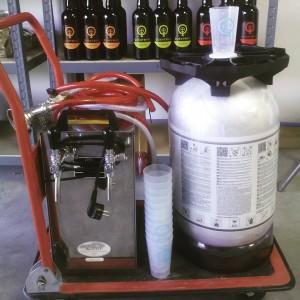 Pompes à bière Quentovic, un succès qui se confirme