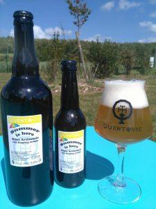 Summer is here, la bière d'été
