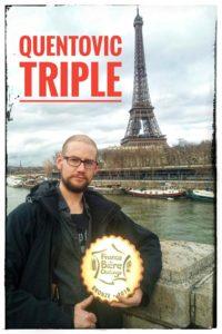 Triple au France bière challenge