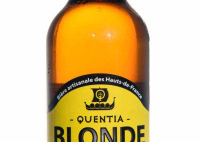 Bière blonde Quentia