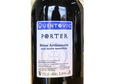 Quentovic Porter