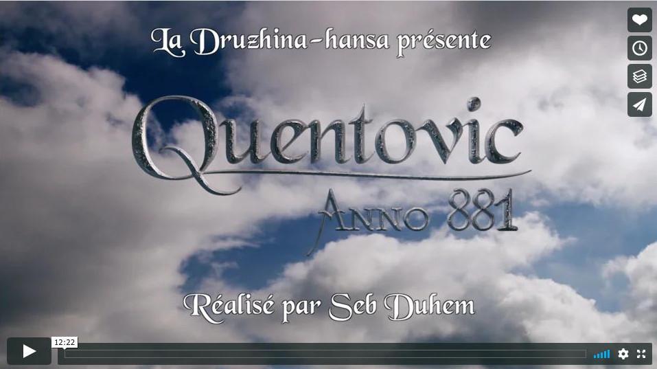 QUENTOVIC – ANNO 881. LE FILM