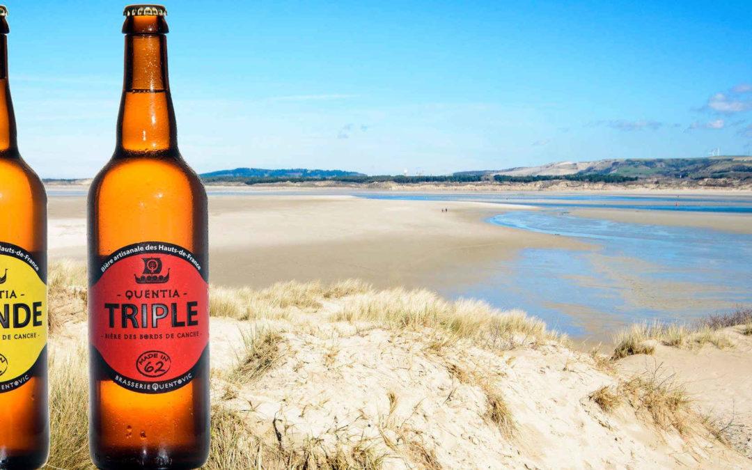 Les Quentia, 2 nouvelles bières du nord